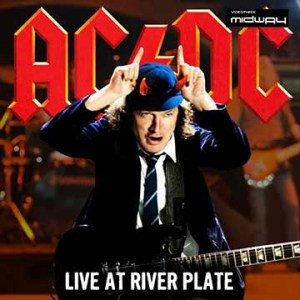 Ac/Dc | Live At River Plate (Lp)