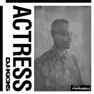 Actress | Dj Kicks -Lp+Cd-