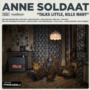 Vinyl, Album, Anne, Soldaat, Talks, Little, Kills, Many, Lp