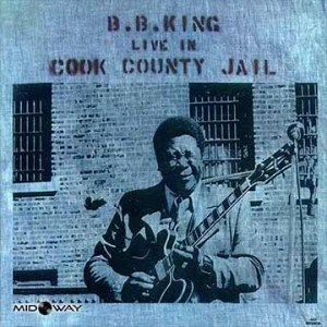 Vinyl, plaat, B.B. King, Live, In, Cook, County, Jail, Lp