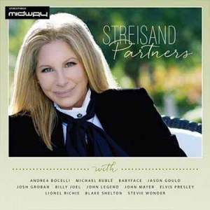 Barbra, Streisand, Partners,  2, LP,  CD