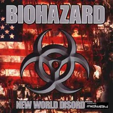 Biohazard, New, World, Disorder, Lp