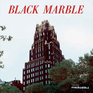 Black Marble | Weight Against The Door (Lp)