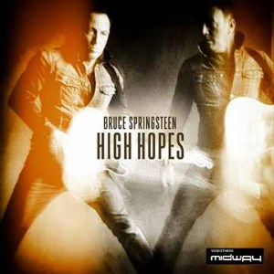 Bruce, Springsteen, High, Hopes, Lp