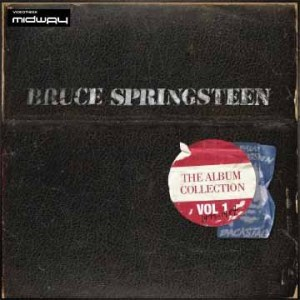 Bruce, Springsteen, The, Album, Collection, Vol, 1, Boxset, LP