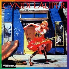 Vinyl, pop, album, Cyndi, Lauper, She's, So, Unusual, Ltd, Lp