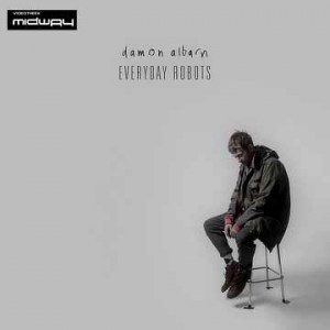 Damon, Albarn, Everyday, Robots, 3lp