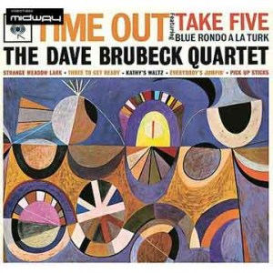 Dave, Brubeck, Quartet, Time, Out
