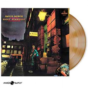 David Bowie | The Rise And Fall Of Ziggy Stardust And The Spiders From Mars (Gold Lp)