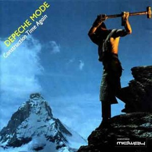 Depeche, Mode, Construction, Time, Again, Lp
