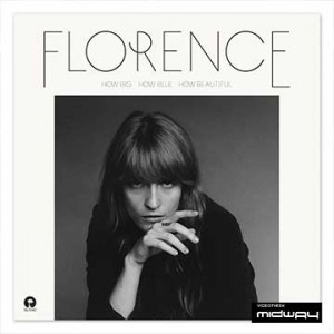 Vinyl, album, Florence, The, Machine, How, Big, How, Blue, How, Lp