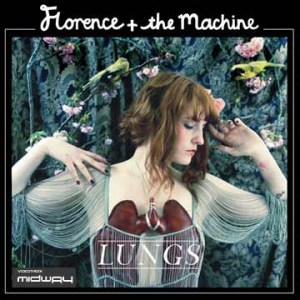 vinyl, album, band, Florence, and, The, Machine, Lungs, Lp, and