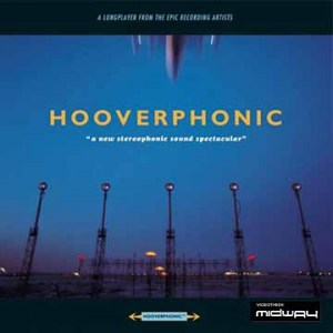 Hooverphonic, A, New, Stereophonic, Spectacular, Lp