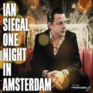 Ian, Siegal,  One, Night, In, Amsterdam, Lp