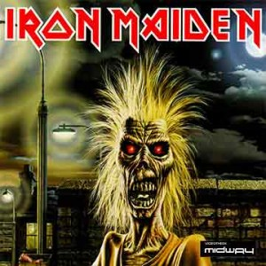 Iron Maiden | Iron Maiden (Lp)