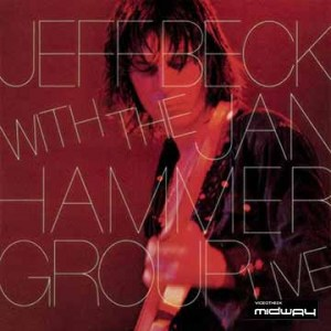 Jeff, Beck, Jan, Hammer , Live,  Lp