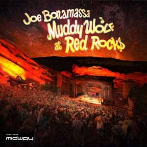 Joe, Bonamassa, Muddy, Wolf, At, Red, Rocks, lp