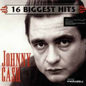 Johnny, Cash, 16, Biggest, Hits