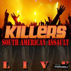 vinyl, album, The, Killers, South, American, Assault, Live, Lp