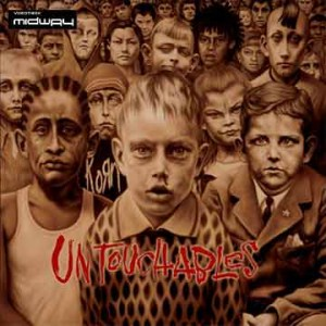 Korn | Untouchables Limited Edition (Lp)