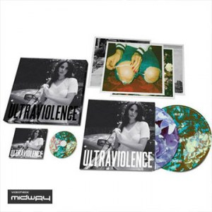 super, deluxe, limited, edition, box, Lana, Del, Rey, Ultraviolence, Lp