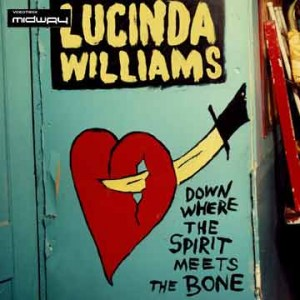 Lucinda Williams | Down Where The Spirit.. (Lp)