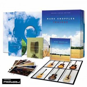 Mark, Knopfler, Tracker, Collectors, Edition