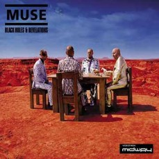 Muse, Black, Holes, And, Revelations, Lp