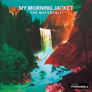 vinyl, album, My, Morning, Jacket, Waterfall, Lp