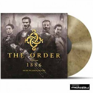 Ost,  The, Order, 1886,  Jason, Graves, Lp