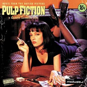 De original soundtrack van de film Pulp Fiction (Lp)