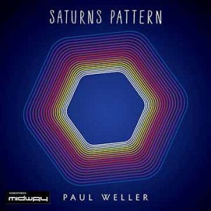 Paul, Weller,  Saturns, Pattern, LP
