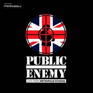 Public, Enemy, Live, At, Metropolis, Studio, Lp