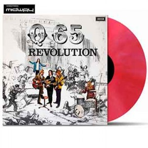 Q65, Revolution, LTD,  Lp