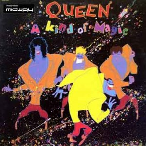 Queen | A Kind Of Magic (Lp)
