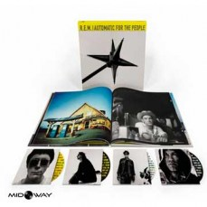 REM - Automatic For The People - 25th Anniversary (Deluxe) met Dolby Atmos Blu-ray - Automatic For The People is het achtste album van REM w. - Automatic For The People -25th Anniversary (Deluxe) Kopen?