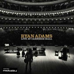 vinyl, album, Ryan, Adams, Ten, Songs, From, Live, At, Carnegie, Hall, Lp