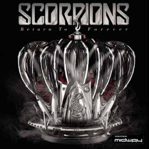 Scorpions, Return, To, Forever,  Lp