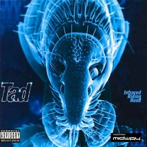 Tad, Infrared, Riding, Hood, Lp
