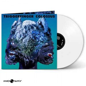 Triggerfinger | Colossus (Lp)  (Limited Edition - Wit Vinyl)
