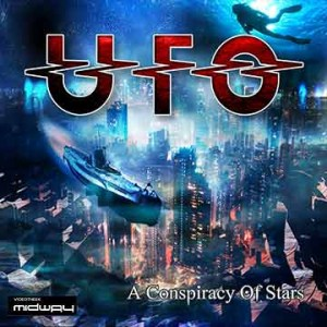 Ufo, A, Conspiracy, Of, Stars, Lp