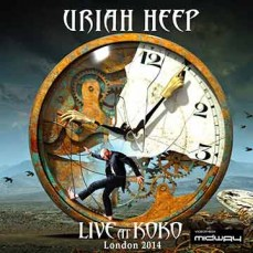 Uriah, Heep, Live, At, Koko,  Gold, Lp