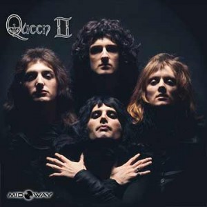 vinyl, album, band, Queen, Queen, Ii, Hq, Ltd, Lp