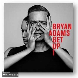 Viny,l album, Bryan, Adams, Get, Up, lp