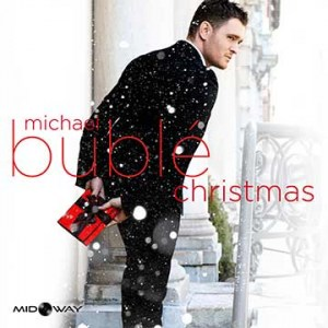 vinyl, album, zanger, Michael, Buble, Christmas, Lp