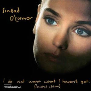 Vinyl, album, Sinead, O connor, Do, Not, Want, What, HavenT, Lp