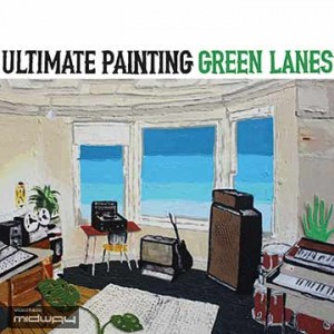 Vinyl, album, Ultimate, Painting, Green, Lanes, Lp