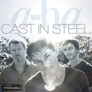Vinyl, album, van, de, band, A-Ha, Cast, In, Steel, Lp