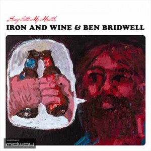Vinyl, album, Ben, Bridwell, Sing, Into, My, Mouth, Lp