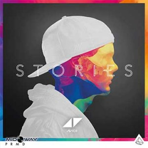 vinyl, plaat, artiest, Avicii, Stories, Lp